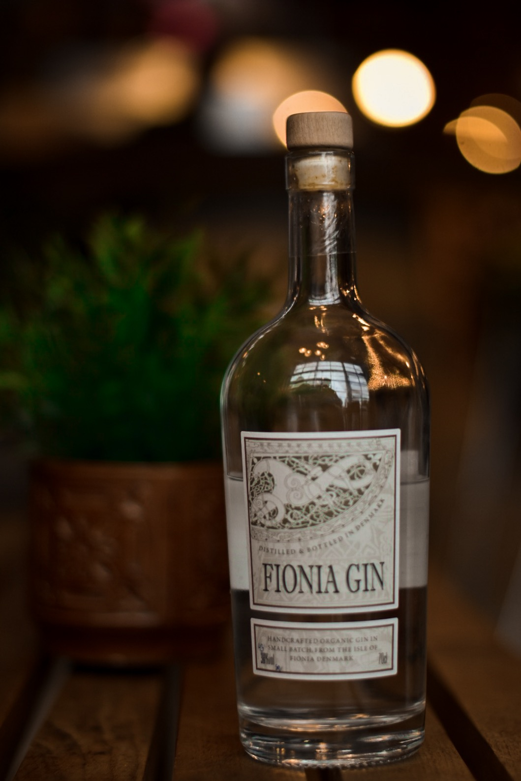 Fionia Gin Giniet Storms Pakhus
