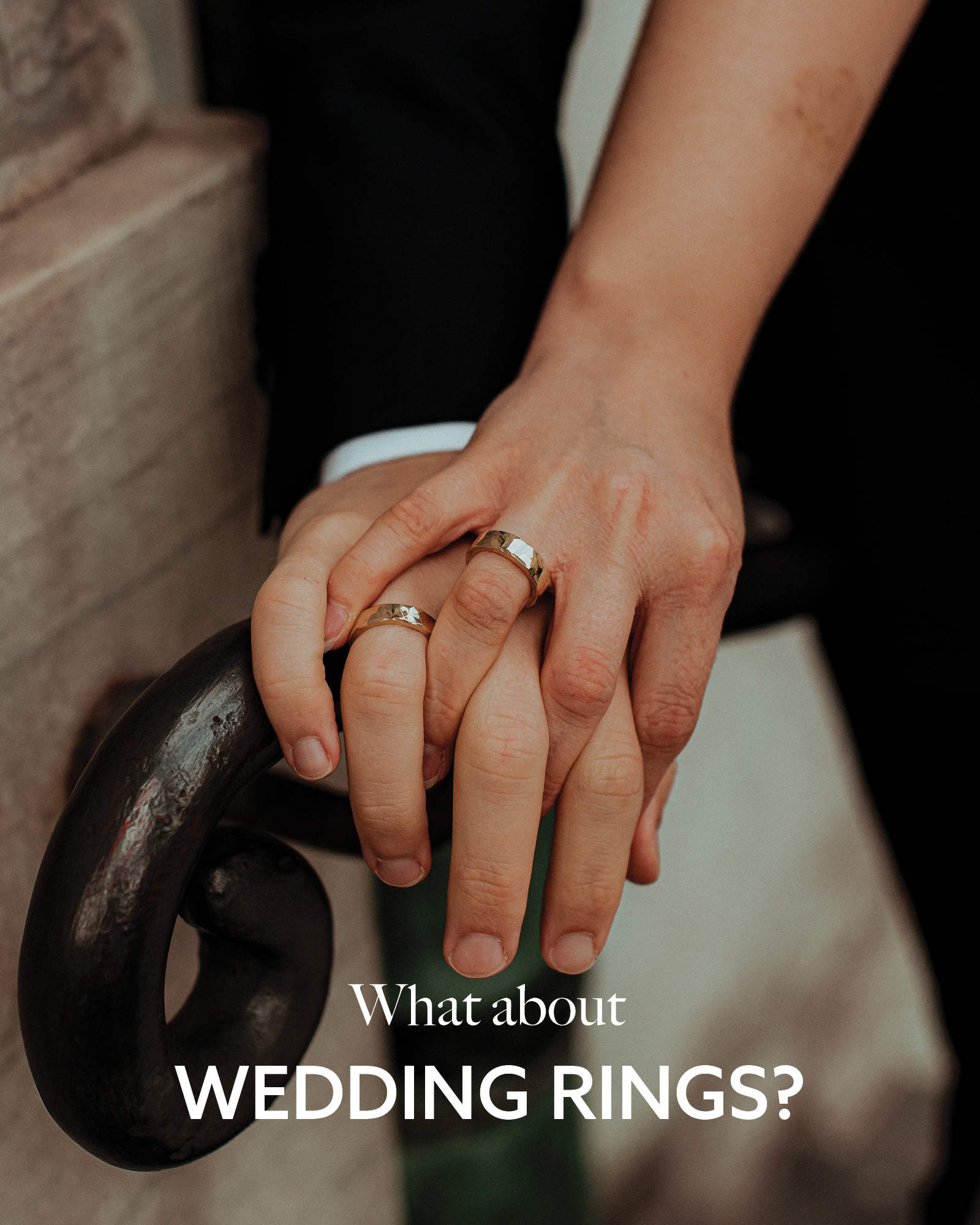 choosing wedding rings is a unique experience. This is our considerations for choosing wedding rings.