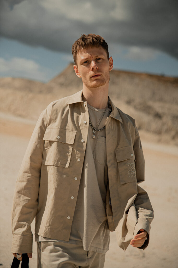 into the wasteland menswear fashion editorial